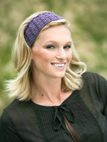 Simple Superwide Headband