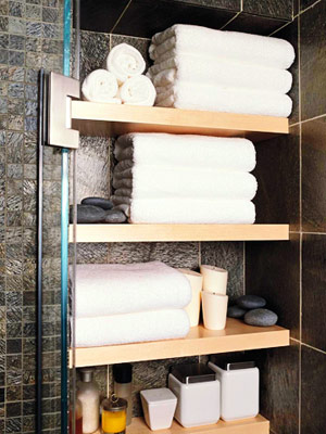 New Metro Tile Co. - Tile Shower & Bath Soap Holders - Recessed