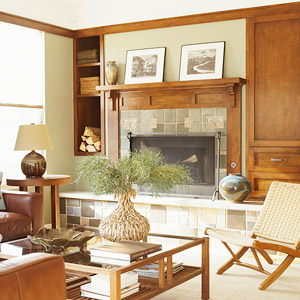 DIY Home Staging Tips: Ins and Outs of Staging a Fireplace Mantel