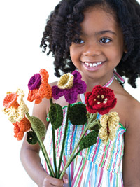 Crochet flower - Wonder How To » How To Videos & How-To Articles