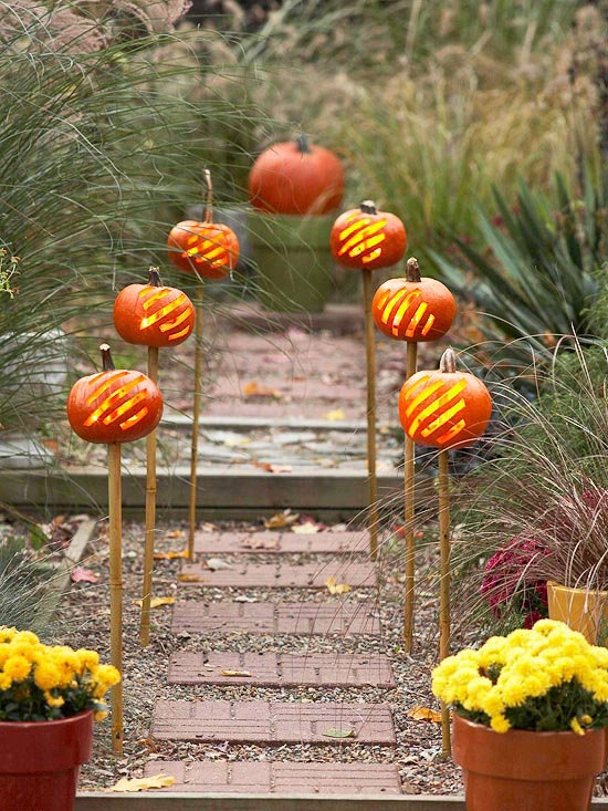Pumpkin Path