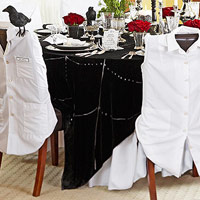 etched tablecloth