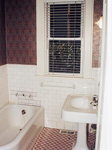 Before 1929 bathroom