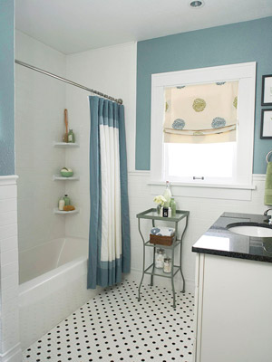 Living Large In Virginia S Small Bathrooms Stephens Builder