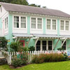 House Tours:  Colorful Beach Cottage