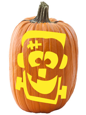 Marvel's Avengers Printable Pumpkin Stencils | Cartoon Jr.