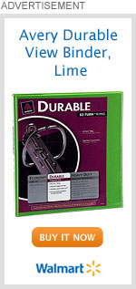 Avery Durable Binder
