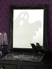 Ghostly Reflection