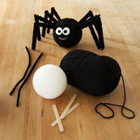Spider Craft Supplies