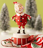 St. Nick Figurine