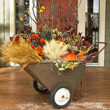 God In Design Fall Decor With Warm Hues And Natural Elements