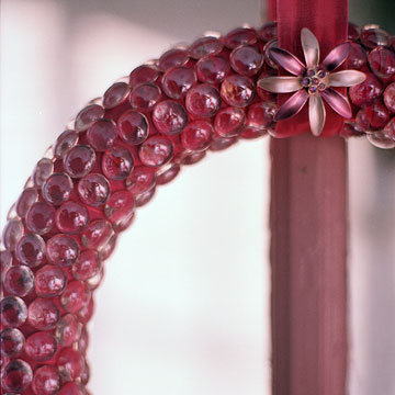 Jewel Wreath How-To