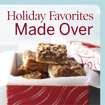 Holiday Favorites Made Over
