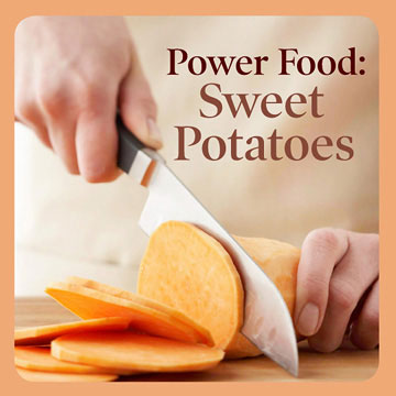 The Amazing Sweet Potato