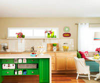 Kitchen and breakfast nook overall