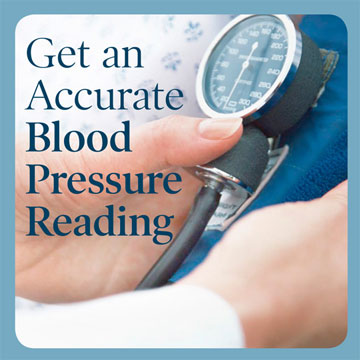 Accurate Blood Pressure Reading