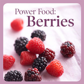 Power Food: Berries