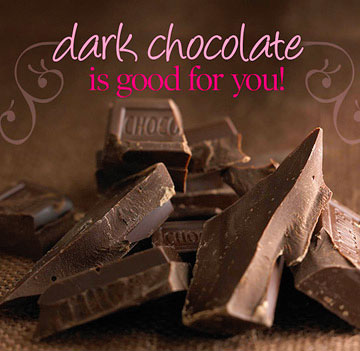 Good-for-You Dark Chocolate