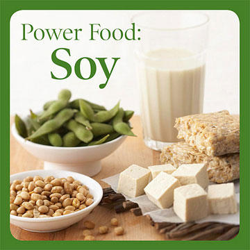 Power Food: Soy