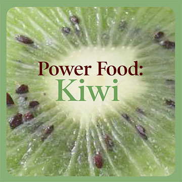 Kiwi: A Power Food