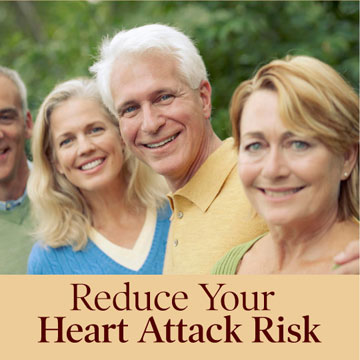 Reducing Your Heart Attack Risk