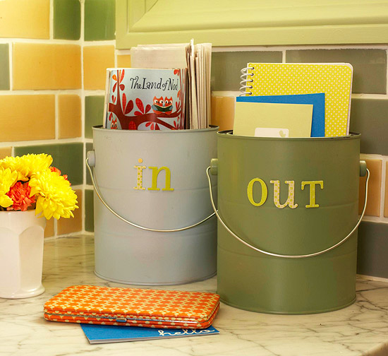 Recycle Those Paint Cans
