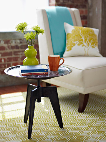 Better Homes and Gardens – Tray Side Table
