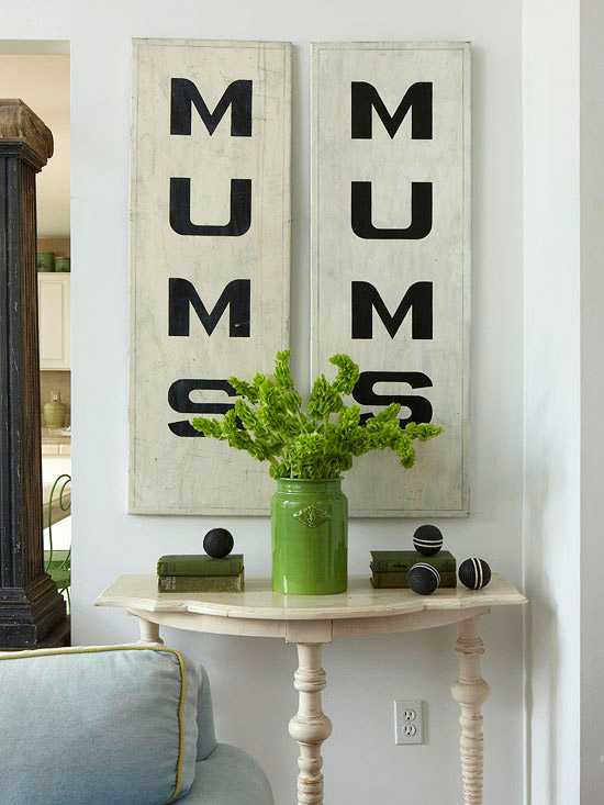 Decorating With Your Flea Markets Finds Second Hand Stores