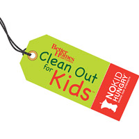 Clean Out for Kids Logo