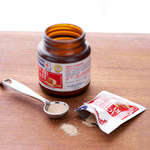 Yeast packet and jar