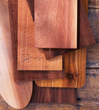 Wooden Grilling Planks