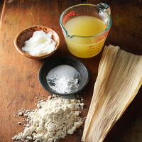 Tamale Ingredients