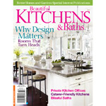 Summer 2011 Beautiful Kitchen and Baths cover