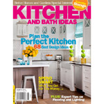 August 2011 Kitchen and Bath Ideas cover
