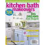 Summer 2011 Kitchen and Bath Makeovers Cover
