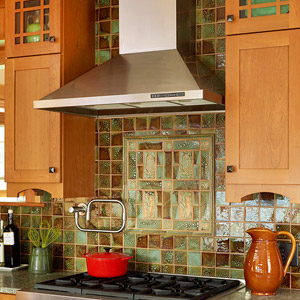 Kitchen Granite And Backsplash Ideas