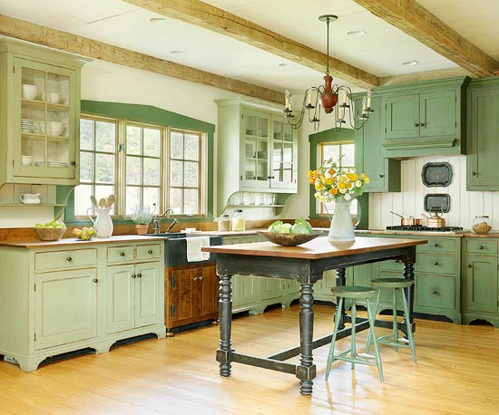 Farmhouse Green