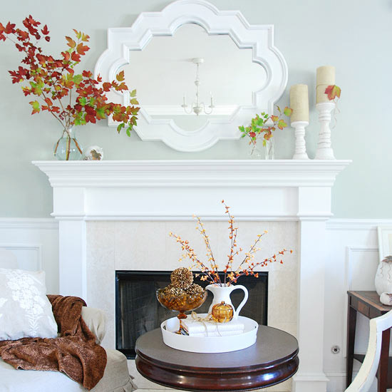 Kate Fall Mantel