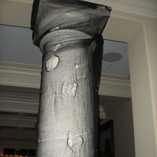 Wrapped Column