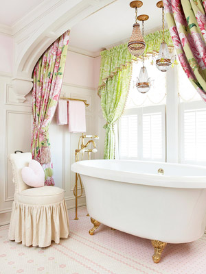 Ultimate Feminine Bathroom