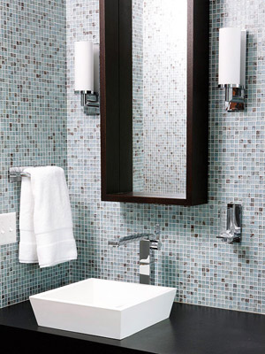 Modern Flair Bathroom