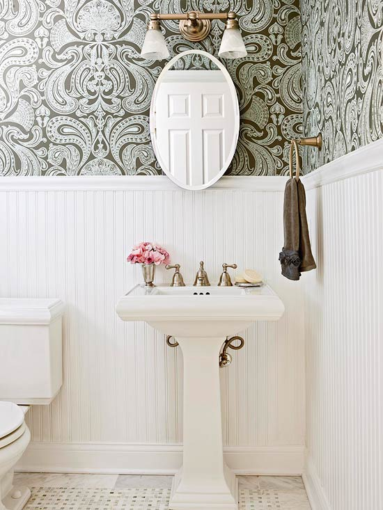 Prosa trecos e cacarecos banheiros em cores neutras for Small bathroom ideas 6x6