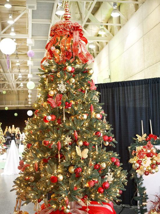 5 days of Christmas inspiration: Trimmed Trees