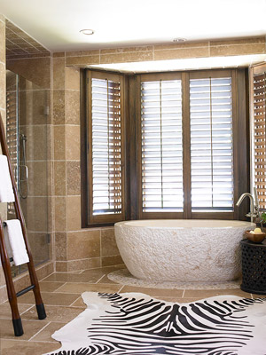 Atlanta legacy homes inc executive remodeling nature for Bathroom designs with bay windows