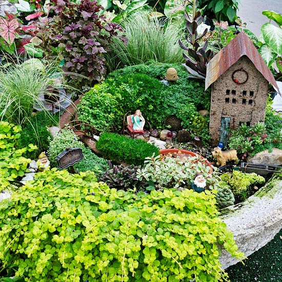 Fairy Garden