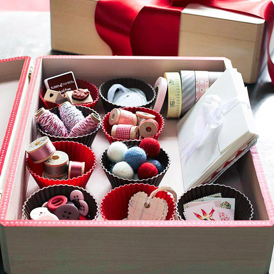 Crafting gift box