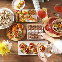 The Party Plan - Appetizers