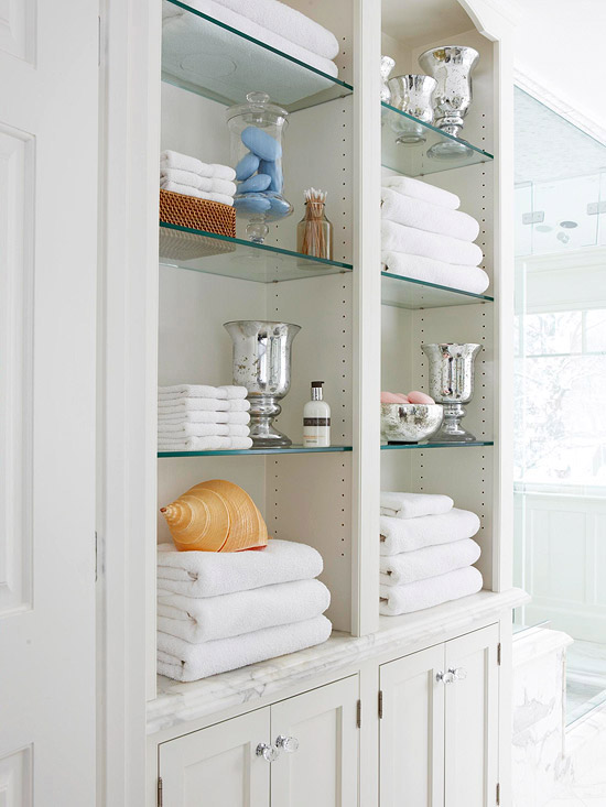 Tu Casa Blog Beautiful Spaces Bathroom Shelves