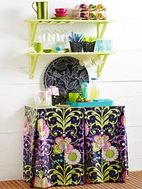 Beverage station overall
