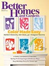 Better Homes and Gardens March2012 Cover